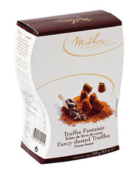 Truffes Mathez - Cacao dusted truffes (250g)
